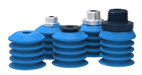 Vacuum Cups - Multibellows