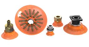 Vacuum Cups - Flat Concave