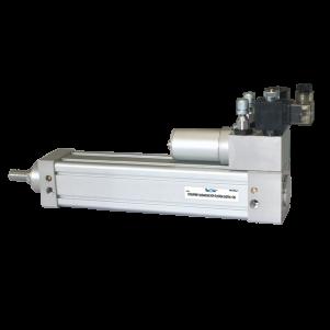 Co-Axial Linear Drives – UCC Series