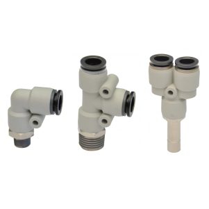 Push-in Fittings – Plastic