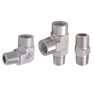 Pipe Fittings – Stainless Steel